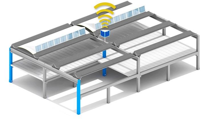 Manini Connect, nuovo sistema di automonitoraggio degli edifici