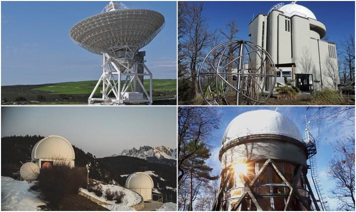 Planetari e osservatori astronomici, dove fare un viaggio virtuale nello spazio