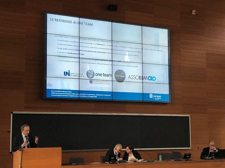 Il BIM nel processo di innovazione delle costruzioni italiane