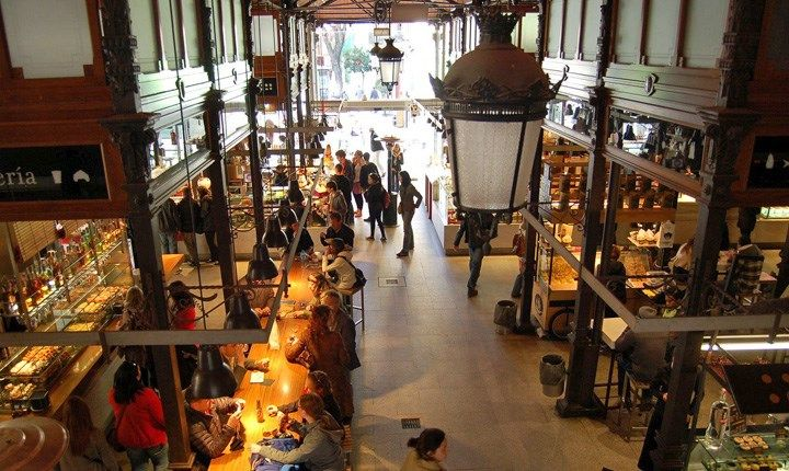 Mercado di San Miguel a Madrid