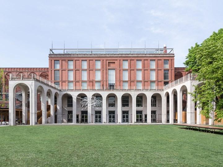 La Triennale di Milano. Photo: Gianluca Di Ioia. Courtesy: La Triennale di Milano.