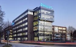 Hörmann: spazi aperti, accoglienti e piacevoli per la nuova sede Philips