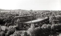 Harpaceas: digitalizzazione e BIM per il recupero dello Stadio Flaminio di Roma