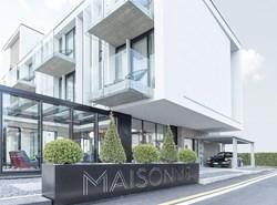 IdealPark per l'ascensore per auto al MaisonMe Boutique Hotel