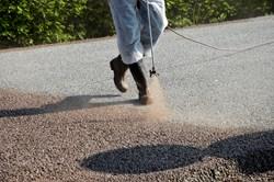 DRAINBETON® di BETONROSSI, una pavimentazione drenante per esterni e giardini