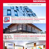 Rockwool per l'isolamento di facciata: dettagli tecnici e strumenti online