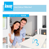 Lastra Knauf per il residenziale: Kasa Cleaneo C