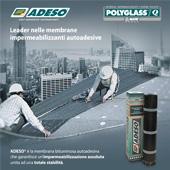 Membrane impermeabilizzanti autoadesive Adeso by Polyglass