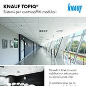 Sistemi per controsoffitti modulari Knauf Topiq