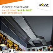 Condotti autoportanti e preisolati Isover Climaver