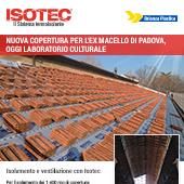 Preservare l'architettura con Isotec: guarda la case history