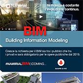 BIM, Namirial is coming: vieni a scoprirlo al Digital & BIM
