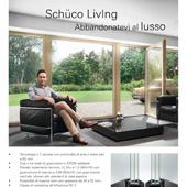 PVC Schüco LivIng: eleganza e massima protezione