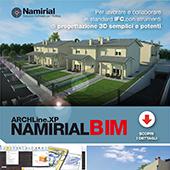 Lavora e collabora in standard IFC: ARCHLine.XP Namirial BIM