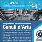 Progettazione dei canali d'aria: più semplice con il nuovo software Namirial