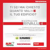 Rockwool presenta Rivalue, il nuovo software che ridà valore al tuo edificio