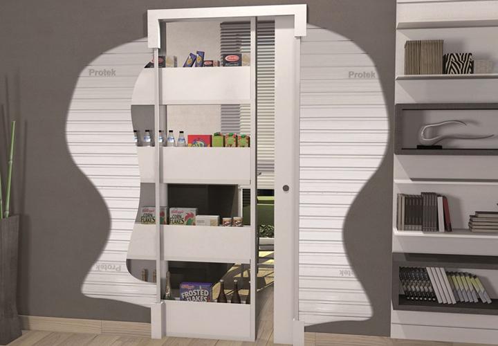 10 soluzioni salvaspazio per chi ristruttura casa for Soluzioni salvaspazio casa