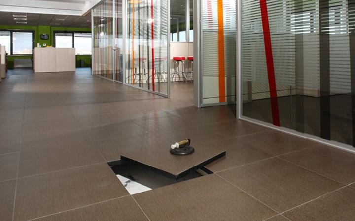 Pavimenti galleggianti: tipologie e vantaggi