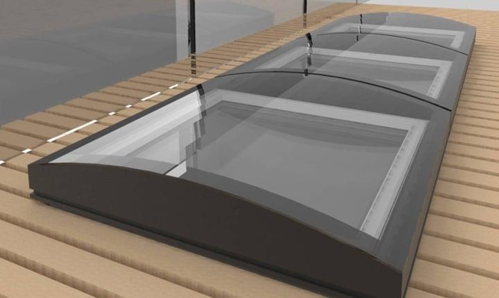 Finestre per tetti piani una scelta verso il risparmio for Velux finestre tetti piani