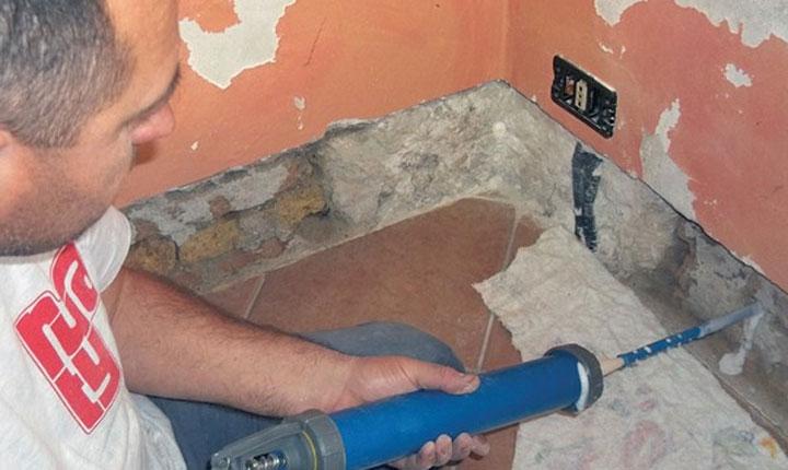 Ristrutturare casa i rimedi contro l umidit - Umidita muri esterni casa ...