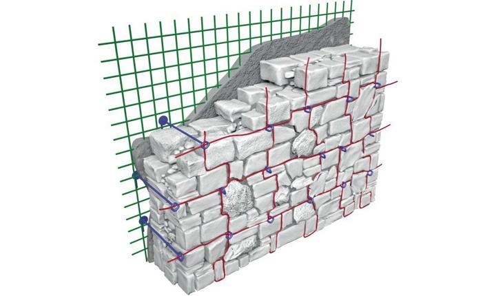 Ristrutturare pensando all adeguamento sismico - Consolidare fondamenta di una casa ...