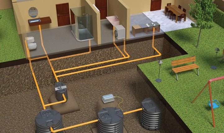 Impianti idrico sanitari reti di adduzione e di scarico