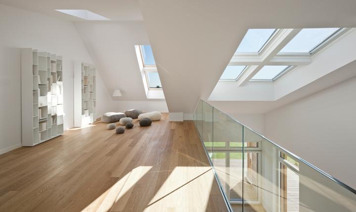 Recupero dei sottotetti ecco come guadagnare nuovi spazi - Alzare il tetto di casa ...