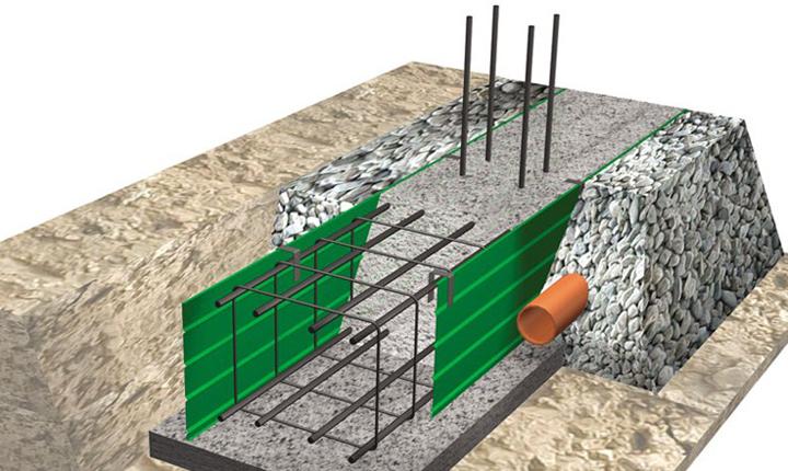 Muri in cemento armato come si realizzano e con quali tecnologie - Consolidare fondamenta di una casa ...