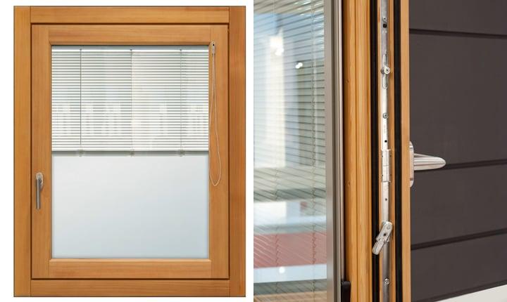 Finestre in alluminio come sceglierle e perch - Aeratore termico per finestra ...