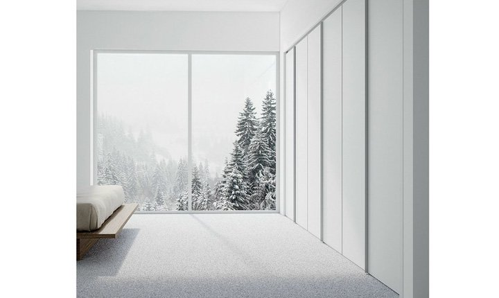 Pareti divisorie le soluzioni per ristrutturare gli spazi interni - Pareti mobili in legno ...