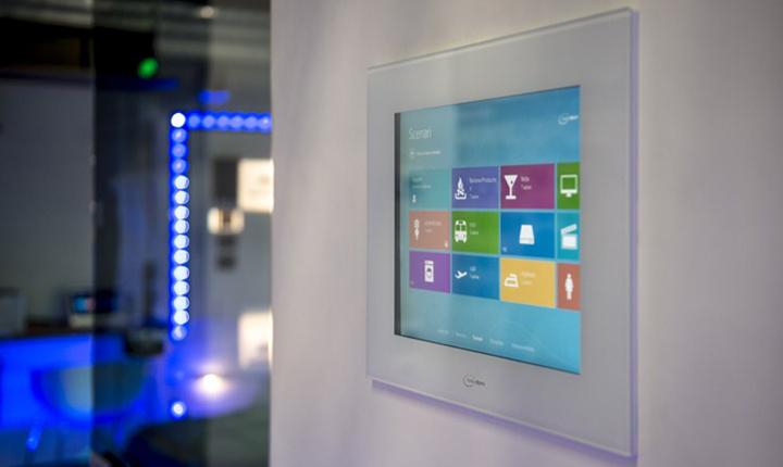 Infatti Grazie Allu0027app HAPPY HOME Di GEWISS è Possibile Gestire Gli  Impianti KNX E KNX Easy Da Dispositivi Mobili.