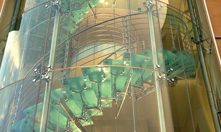 Progettazione Scale A Chiocciola : Scale per interni. guida alla scelta e alla progettazione