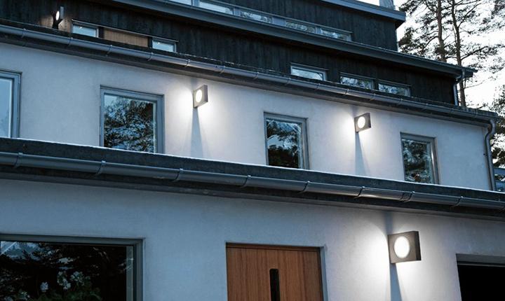 Plafoniere Led Per Scale Condominiali : Illuminazione per esterni guida alla scelta