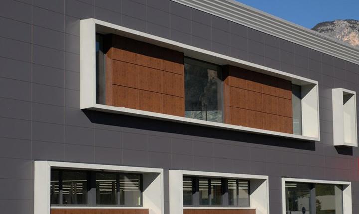 Il miglior rivestimento per facciate ecco come sceglierlo for Facciate di case moderne