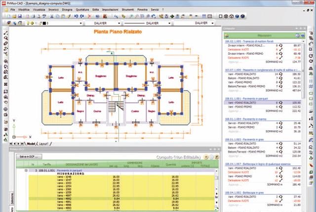 Edilizia i prodotti intramontabili for Programma di disegno software
