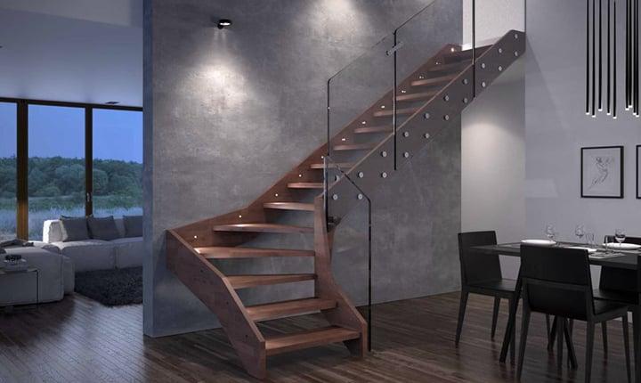 Scale per interni guida alla scelta e alla progettazione for Progettare gli interni di casa