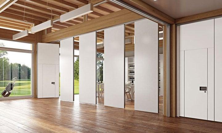 Pareti divisorie le soluzioni per ristrutturare gli spazi for Aziende produttrici di mobili