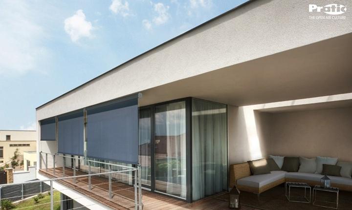 Tende Veranda Balcone : Tende e schermature solari cosa sapere prima di installarle