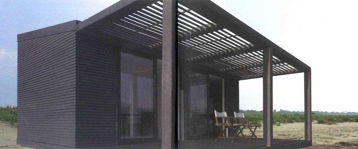Case prefabbricate 4 0 oggi sono modulari pieghevoli o - Case trasportabili ...