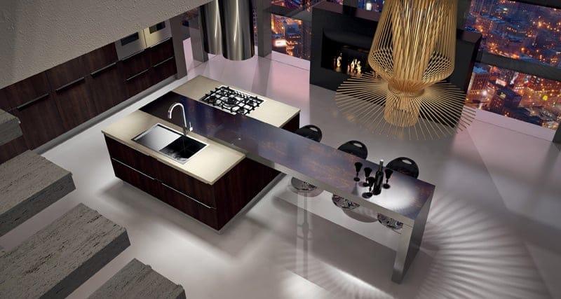 Arrital cucine presenta yoshi - Arrital cucine opinioni ...