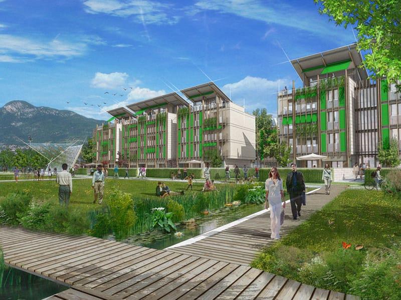 L architettura organica scopre zintek for Progetti di renzo piano