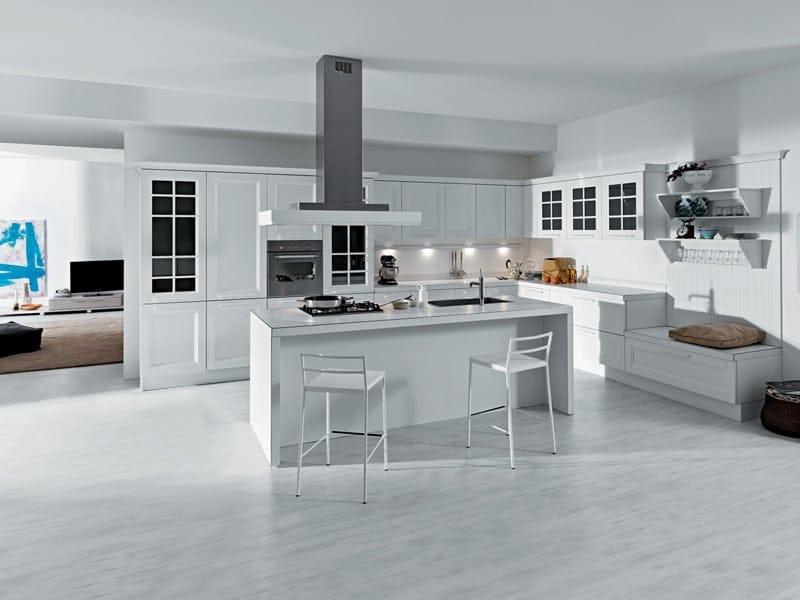 Aran al salone 2012 con le nuove cucine - Aran cucine opinioni ...