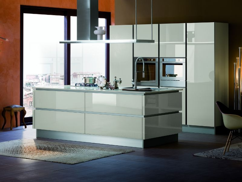 Veneta Cucine, new products at Eurocucina 2012