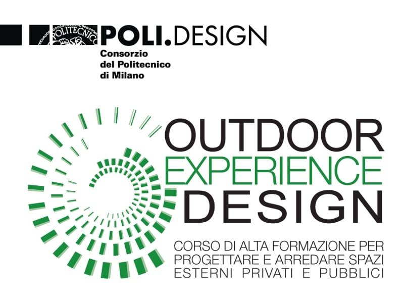 L 39 evoluzione dell 39 outdoor al for Poli design