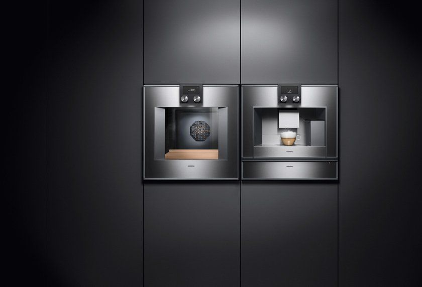 gaggenau presents the ovens 400 and 200 series. Black Bedroom Furniture Sets. Home Design Ideas