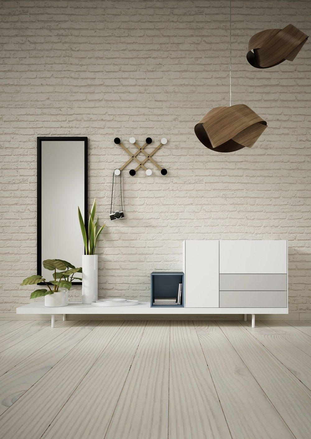 Holzstamm Tisch Design Moebel Interieur