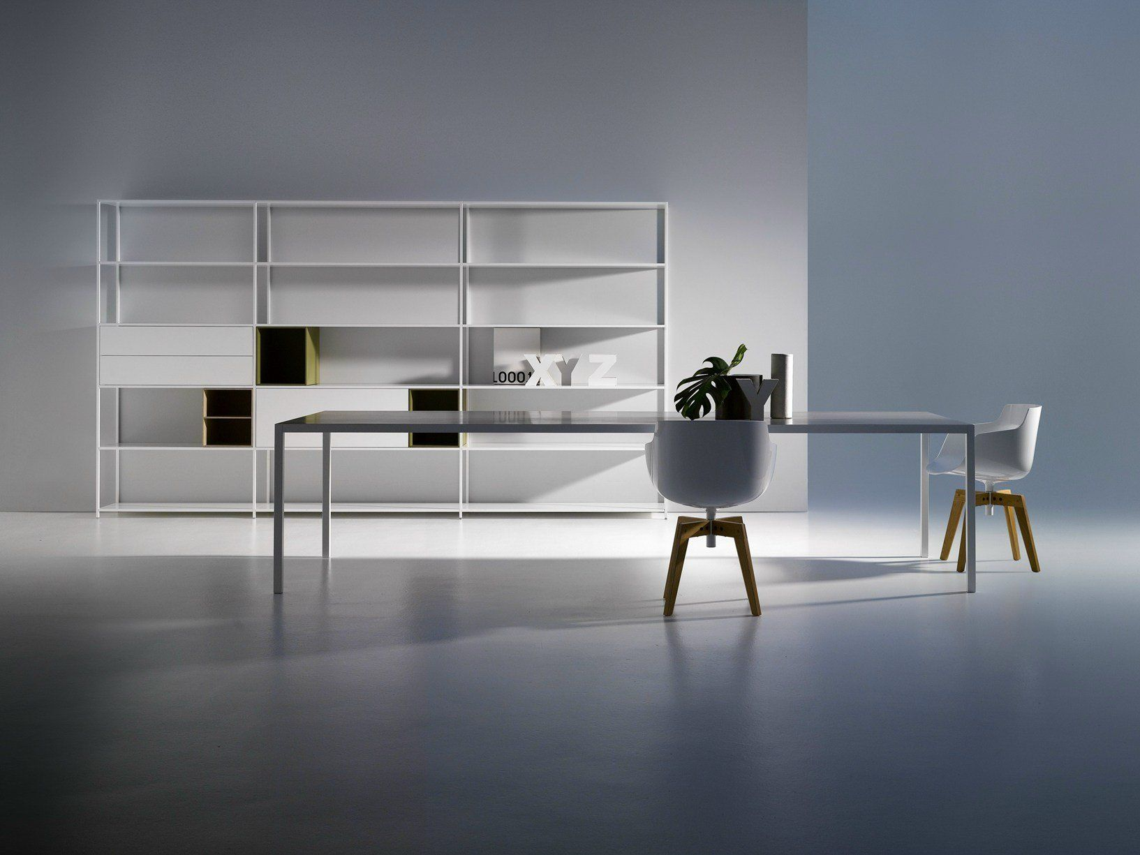 mdf italia new entry and iconic products at saloni 2013. Black Bedroom Furniture Sets. Home Design Ideas