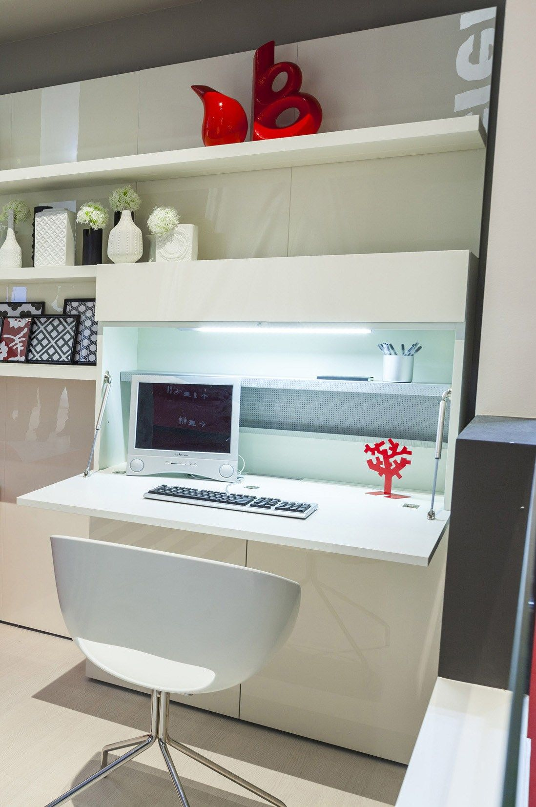 Clei arreda la 39 smart house 39 a made expo for Made mobili