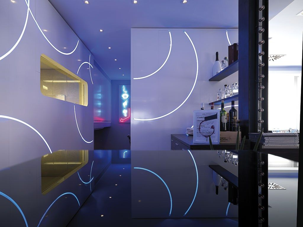 krion the solid surface from porcelanosa group. Black Bedroom Furniture Sets. Home Design Ideas