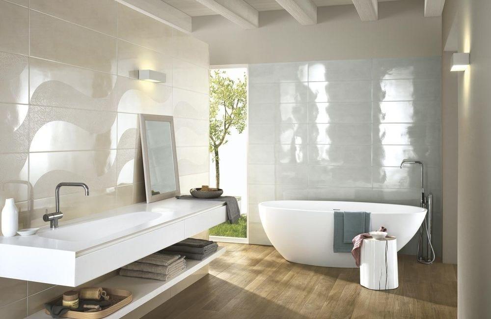 Ragno interpreta l 39 ambiente bagno con handmade - Bagno italiano opinioni ...